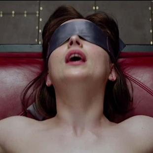 'Fifty Shades of Grey' Gets Skewered in Honest Trailers' 100th Episode (Video)