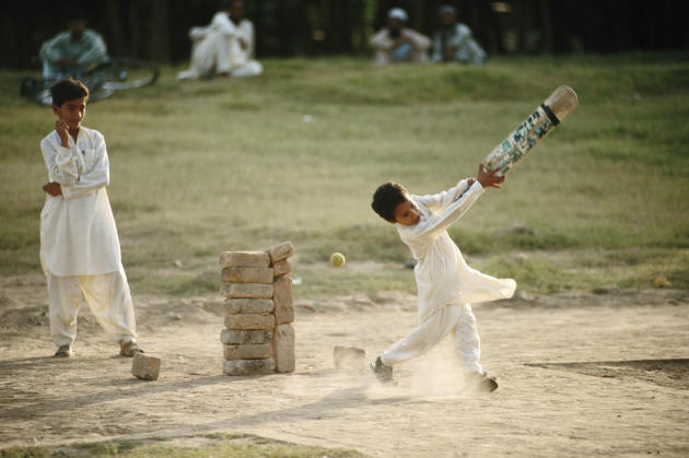 Childrens Cricket