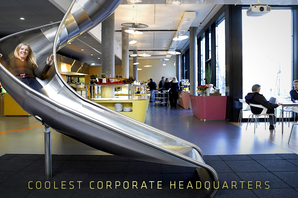 Coolest Corporate Headquarters