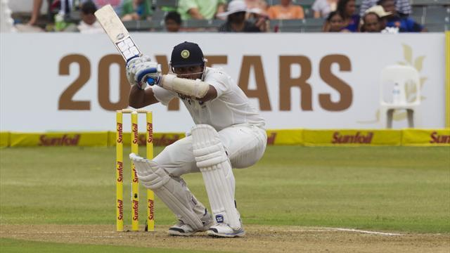 Cricket - India in ascendancy as South Africa toil