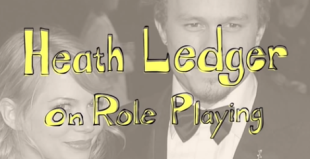 Lost Heath Ledger Interview Reveals Happy, Thoughtful Actor with a Lot of Nervous Energy