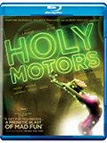 Holy Motors Box Art