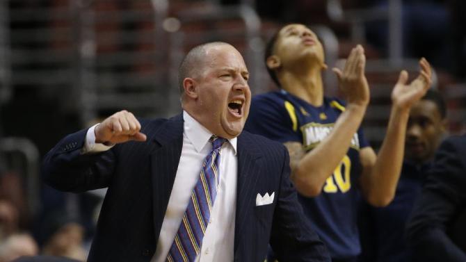 Williams leaves Marquette to coach Virginia Tech