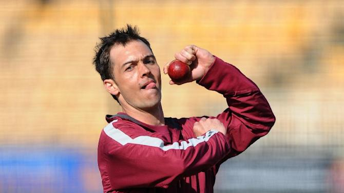 Con de Lange has signed a new deal with Northants