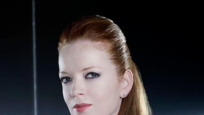 Catherine Weaver (Shirley Manson) is a high-powered CEO of a major technology company on the second season of Terminator: The Sarah Connor Chronicles.