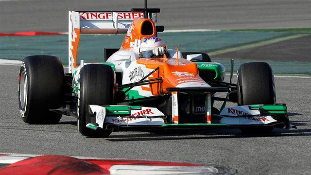 Formula 1 - Force India set for £50 million boost