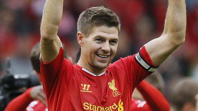Premier League - Gerrard fit to fire - Rodgers
