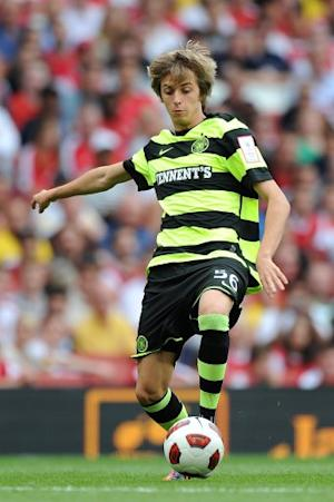 Filip Twardzik, pictured, and his twin brother Patrik have agreed new deals at Celtic