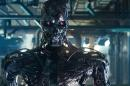 "Deadly AI from ""Terminator Salvation."""