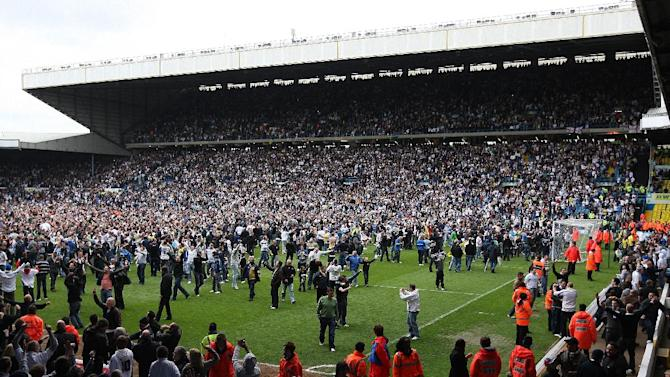 Leeds fans are hoping to hear positive news concerning the current takeover process