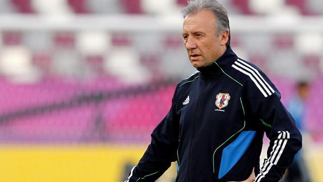 Asian Football - Japan coach Zaccheroni wrestles with abundance of riches