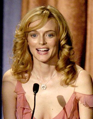 Heather Graham 2004 Hollywood Film Awards Presentation Bevery Hills, CA - 10/18/2004