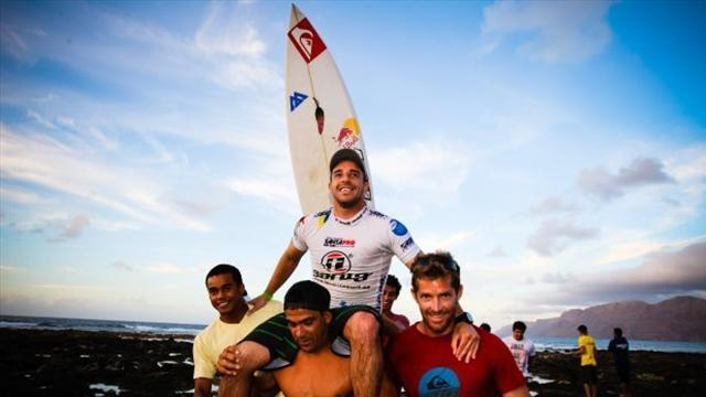 Surfing - Pires wins in Lanzarote