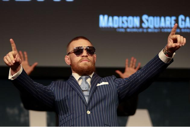 Don't be fooled by Conor McGregor's boxing licence - it's just another battle line drawn in UFC row