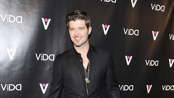 Thicke Robin VIDA Party