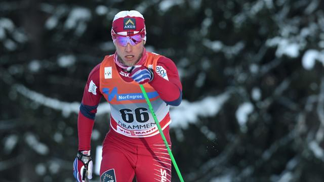 Cross-Country Skiing - Sundby cements World Cup lead with 15km free victory