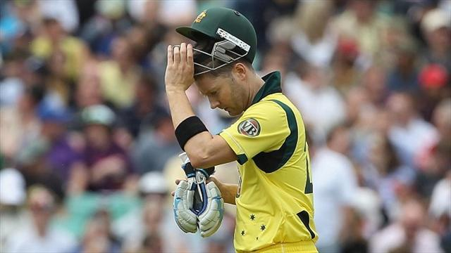 Cricket - Australia skipper Clarke ruled out of England opener