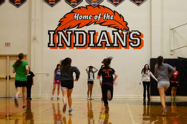 The Roseburg High School gym — Portland Oregonian