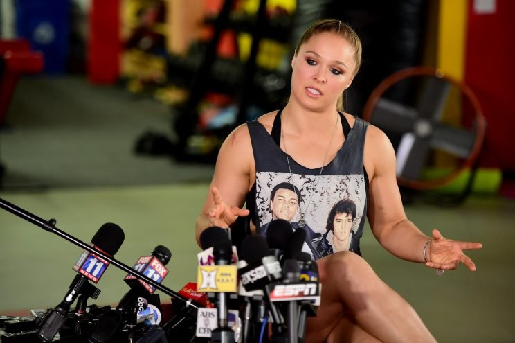 Ronda Rousey will guest star in an upcoming episode of