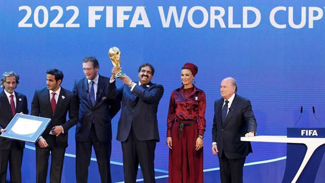World Cup - Qatar 2022 committee denies wrongdoing