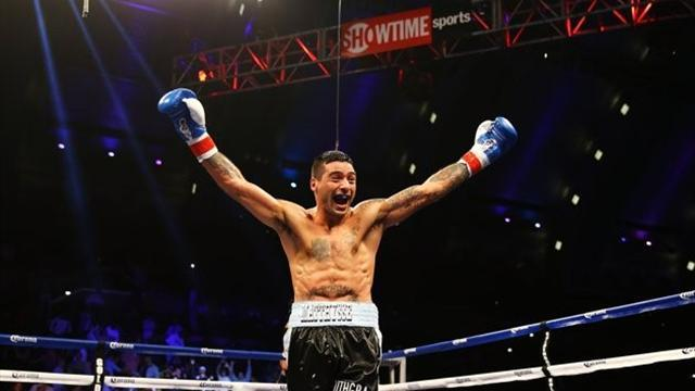 Boxing - Matthysse obliterates Peterson in Atlantic City