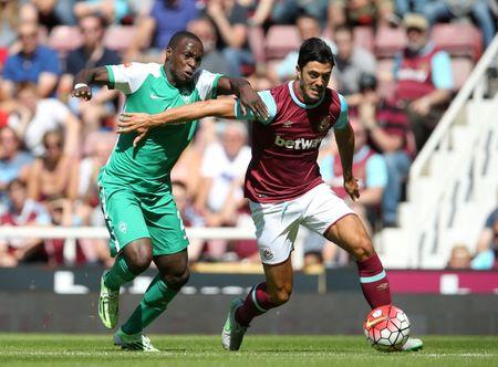 West Ham United v Werder Bremen - Pre Season Friendly