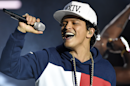 "Bruno Mars annonce quatre concerts en France pour le ""24K Magic World Tour"""