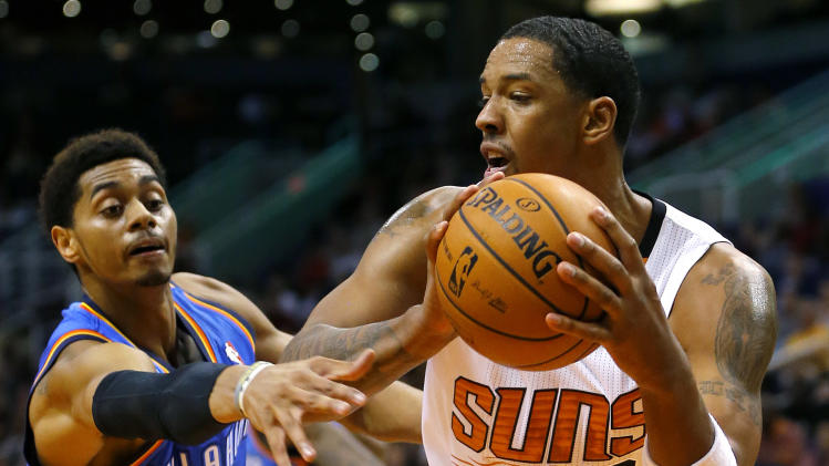 Stars sit as Green, Bledsoe lead Suns past Thunder