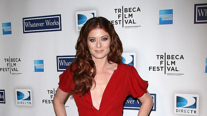 8th Annual Tribeca Film Festival 2009 Whatever Works premiere Debra Messing