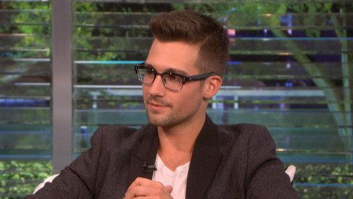 James Maslow Explains Peta Pics