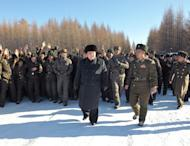 North Korean Dictator Kim Jong-un: Get Ready for War in 2015