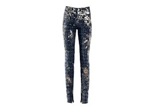 Karl Lagerfeld Olympic Collection Skinny Jeans
