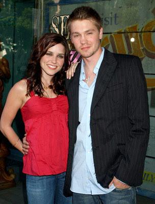 Premiere: Sophia Bush and Chad Michael Murray at Kitson in Beverly Hills for Warner Bros. Pictures' House of Wax - 4/21/2005