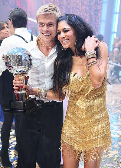 Dancing With The Stars Scherzinger Hough