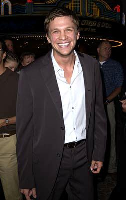Premiere: Marc Blucas at the Westwood premiere of Warner Brothers' Summer Catch - 8/22/2001