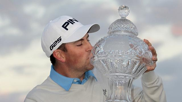 Golf - Thompson secures maiden win at Honda Classic