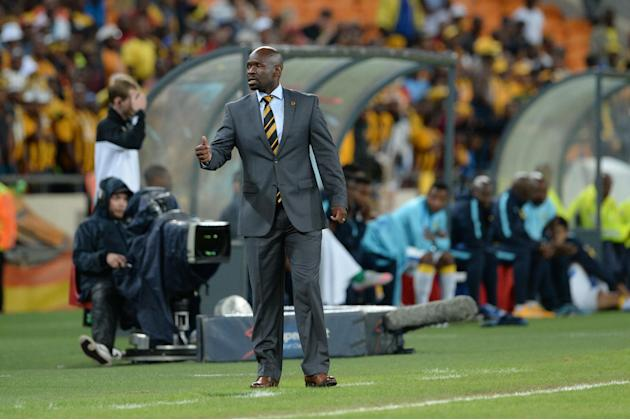 Komphela not giving up on Kaizer Chiefs PSL title race