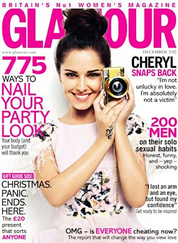 Cheryl Cole: Stop Calling Me Fat -- I'm a Size 6!