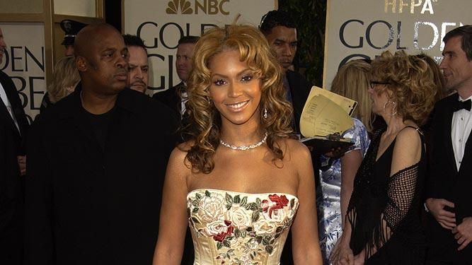 Knowles B Golden Globes