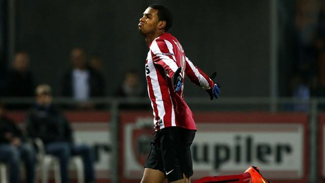 European Football - Locadia's scoring run continues as PSV go second