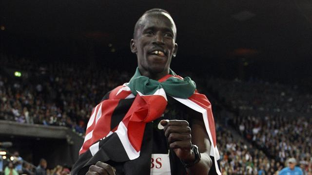 Athletics - Olympic champion Kemboi beaten at Kenyan trials