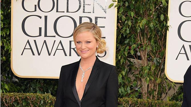 70th Annual Golden Globe Awards - Arrivals: Amy Poehler