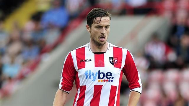 League Two - Oakley blow for Exeter