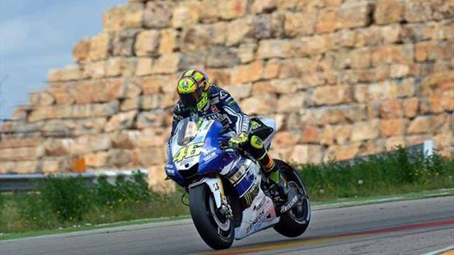 Motorcycling - Rossi thinks he has made breakthrough