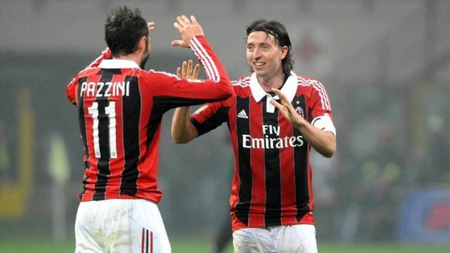 Serie A - Pazzini wants to win 'everything'