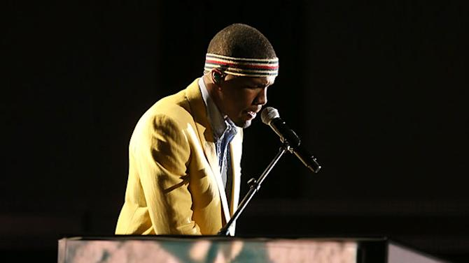 The 55th Annual GRAMMY Awards - Show: Frank Ocean