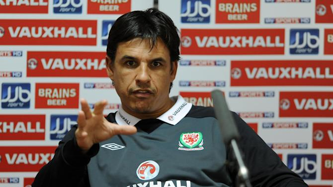 Chris Coleman's Wales side are on a five-match losing streak under his management
