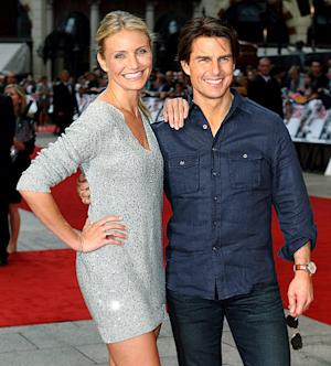 Rep: Tom Cruise Is Not Dating Cameron Diaz