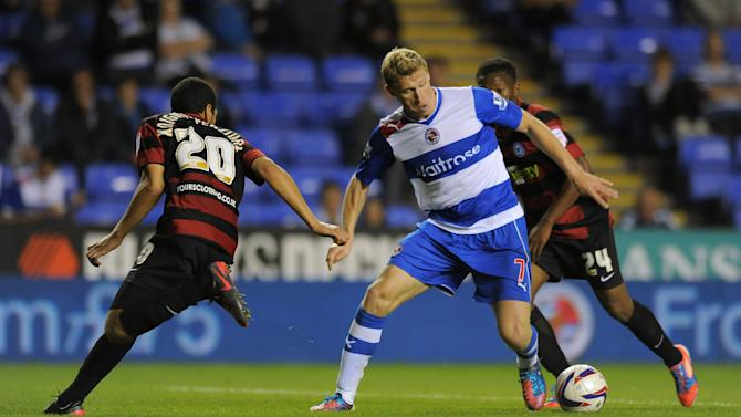Pavel Pogrebnyak was on target during the Capital One Cup Second Round match