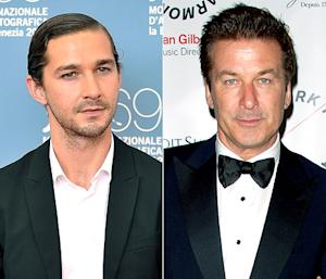 "Shia LaBeouf Quits Broadway Show After ""Disagreeable Situation"" With Alec Baldwin"